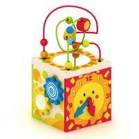 Ходунки для детей Физическая активность Дети Многофункциональный младенцев; детские игрушки деревянный Горячая 2018