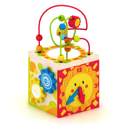 Walkers Activity & Gear kids Multifunction infants 's children' s toys wooden hot 2018