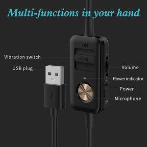 Image 3 - EDIFIER G4 Pro USB Gaming Headset mit Virtuelle 7,1 Surround Sound RGB Lichter Magische Stimme Funktion Versenkbare Boom Mikrofon