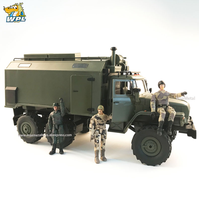 WPL Military Figure 1:18 Army Combat Game Toys Amry Action Figure Soldiers' Joints Movable Toys For WPL B14 B16 B24 C14 C24 B36