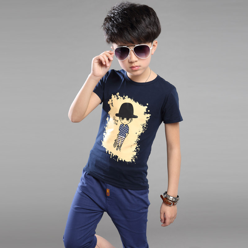 14 Year Old Boys Style 2016 Summer Style New Big Boys