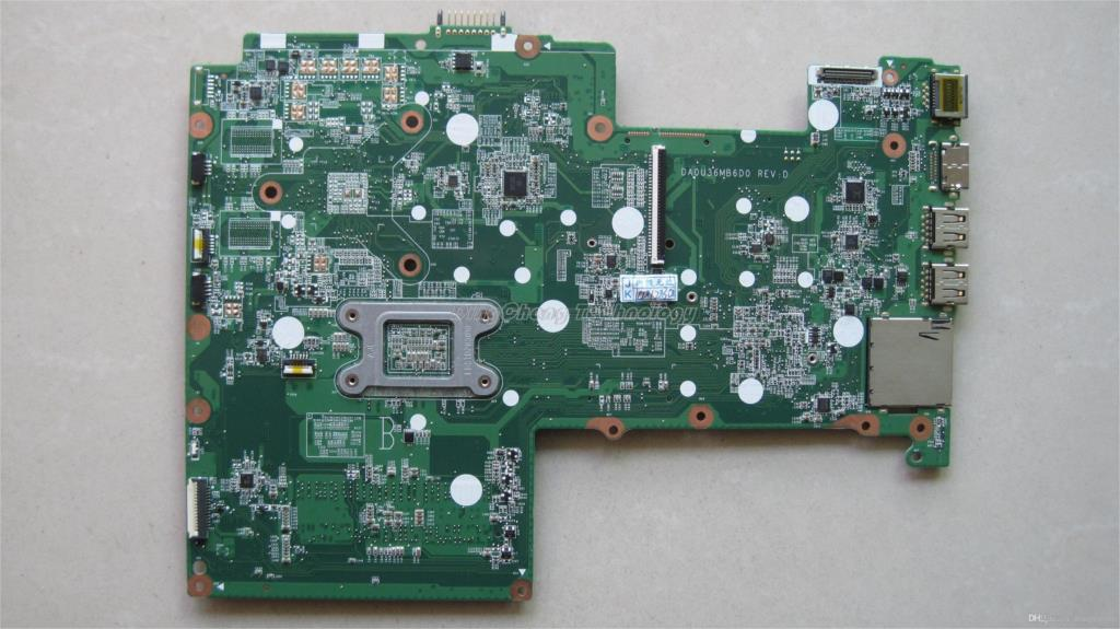 SHELI laptop Motherboard for hp Sleekbook 15 701694-001 701694-501 i5-3317U integrated graphics card 100% Tested