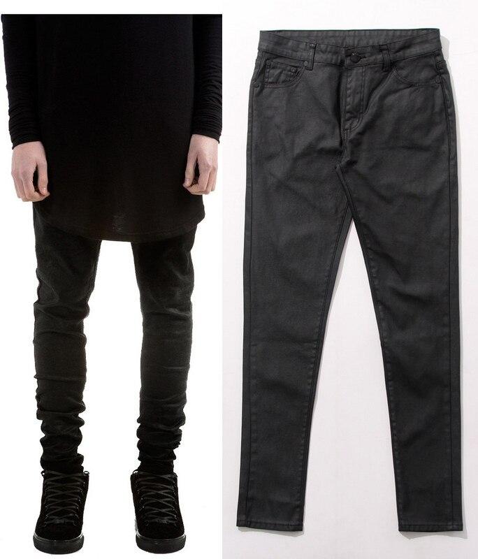 Images of Black Skinny Pants Men - Reikian