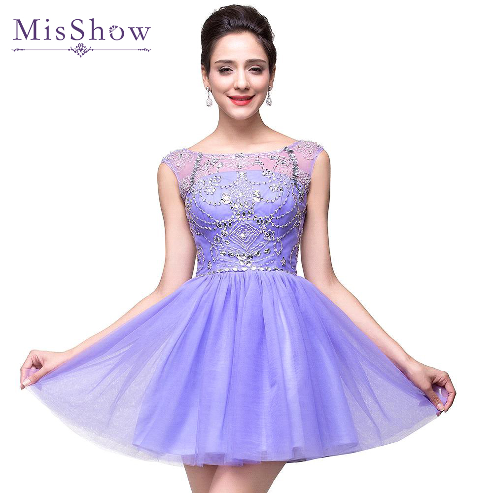 Online Get Cheap Purple Homecoming Dresses -Aliexpress.com ...