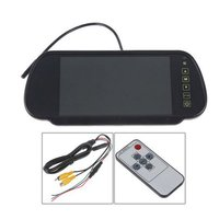 Car display 7 inch rearview mirror display Car HD reversing image display