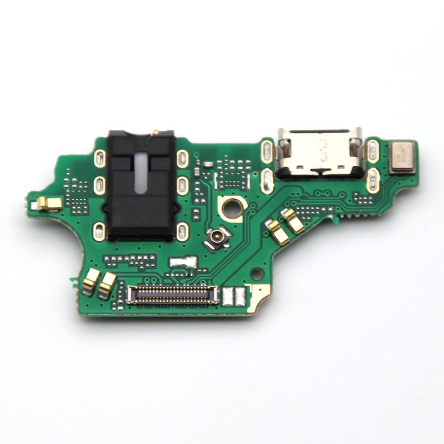 Image 4 - 10PCS Replacement parts For Huawei P20 lite / P20lite Nova 3e USB Charge Board Dock Port Plug Connector Charging Flex CableConnectors   -