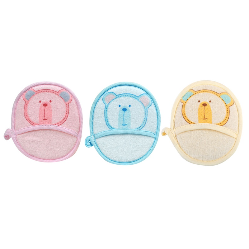 3 Colors Soft Bath Towel Cute Animals Kids Baby Bath Towels Infant Cotton Cartoon Wash Shower Newborn Gift Towels