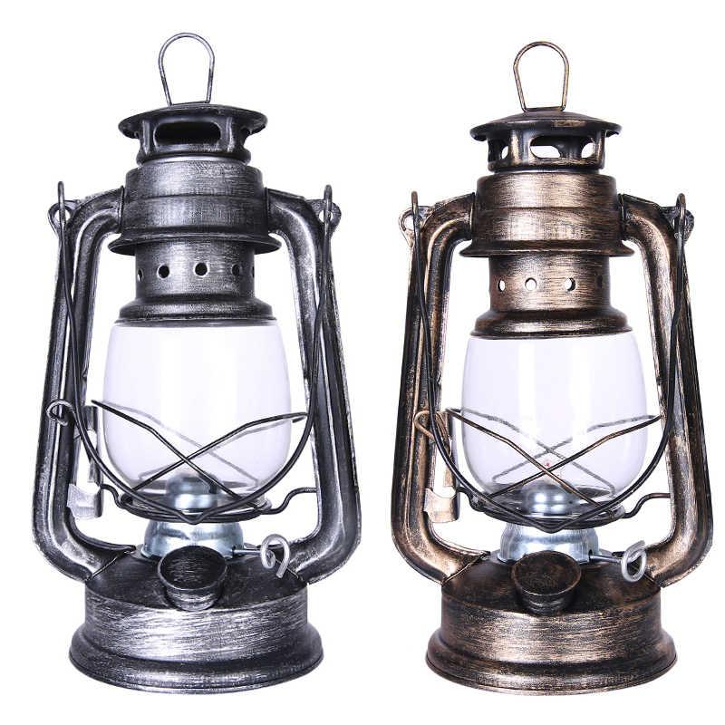 25cm Oil Lamp High Brightness Large Capacity 2019 Vintage