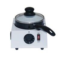 ITOP Single Pan Chocolate Melting Machine, chocolate tempering Melter, chocolate Fountain melter stove 16*8 Inner Pan