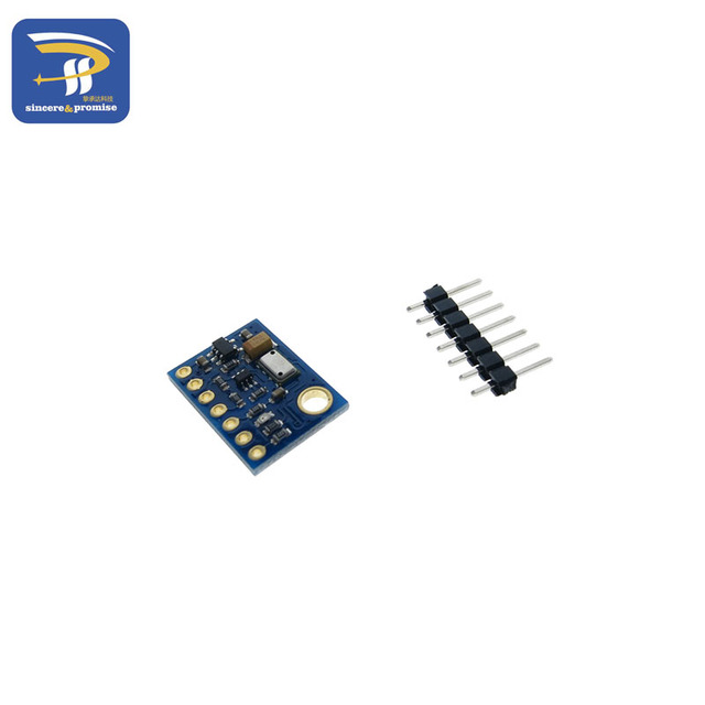 MS5611 GY-63 High-resolution atmospheric pressure the height sensor module IIC / SPI communication In stock