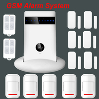 G15 android iphone app gsm antifurto casa security kit sistema alarme