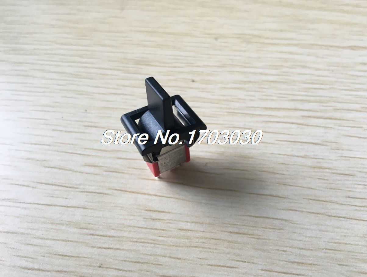 AC 250V/3A 125V/5A Latching Momentary SPDT 3 Positions Toggle Switch [vk] aml22cbx3ab switch pushbutton spdt 3a 125v switch