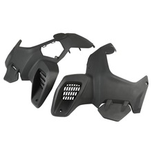 Unfinished Left Right Side Air Tube Covers For BMW K51 R1200GS Adventure 12-18