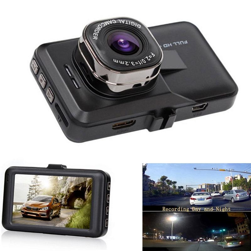 3 Inch Full HD 1080P font b Car b font DVR Zinc Alloy Plastic Camera font