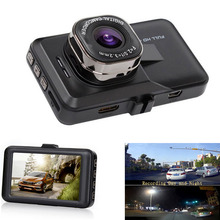 3 Inch Full HD 1080P Car DVR Zinc Alloy Plastic Camera GPS Vehicle Dashboard Dash Cam G-sensor Digital Video Recorder CS