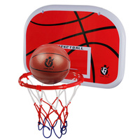46.5cm Upgrade Type Children Indoor Outdoor Sport Shooting Toys Hang Basketball Board Playing