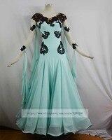 competition dresses ballroom dancing dress ballgown New High end Ballroom Standard Dance Competition Dress