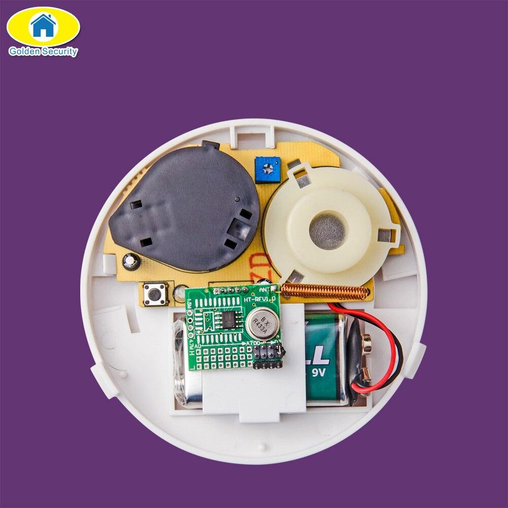 Détecteurs d'alarme portables Golden Security 433 MHz Détecteur de - Sécurité et protection - Photo 3