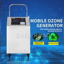 Przenośny Generator ozonu kosmetyki szpital Hotel Hotel laboratorium sterylizator ozonu wielofunkcyjny dezodoryzacja ozonu