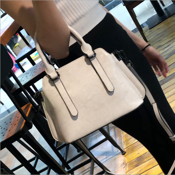 Здесь продается  2018 famous brand leather bag for women fashionable new single shoulder skew spanning lady