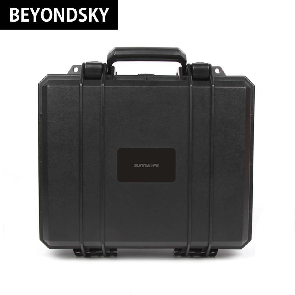 DJI MAVIC AIR Drone Luxury Hard Shell Safety Waterproof Case Durable Protection Carrying Suitcase Mavic Air Accessories Storage