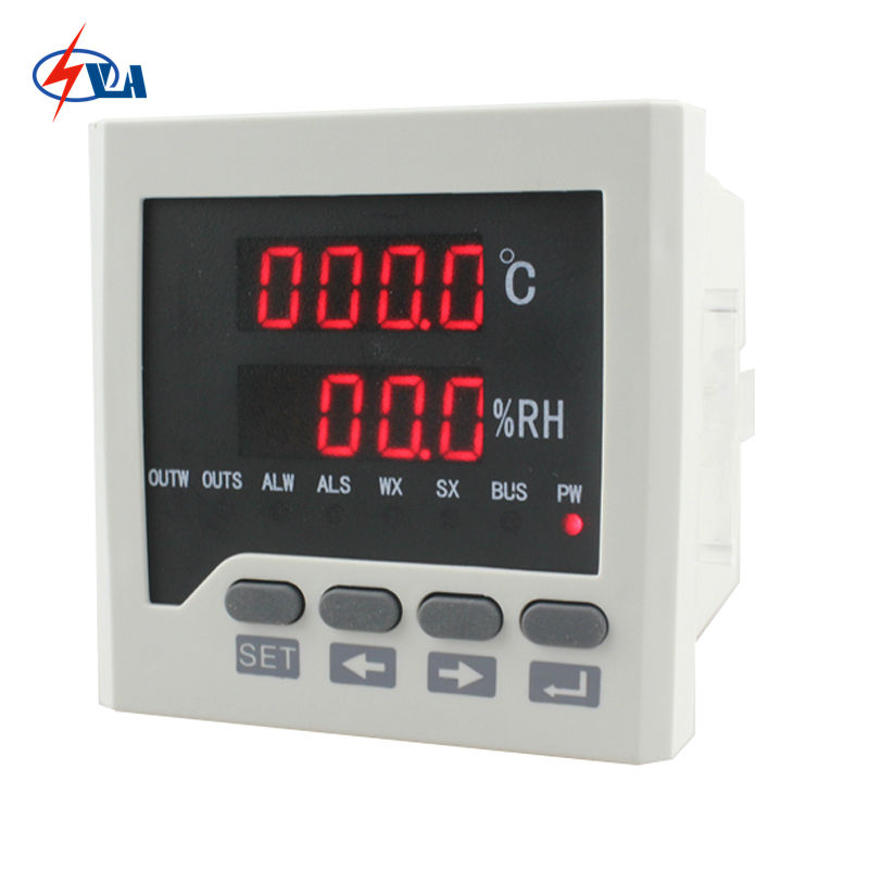 WSK302 Temperature and humidity Controller 72*72mm 72 72 mm digital temperature and humidity controller tdk0302la