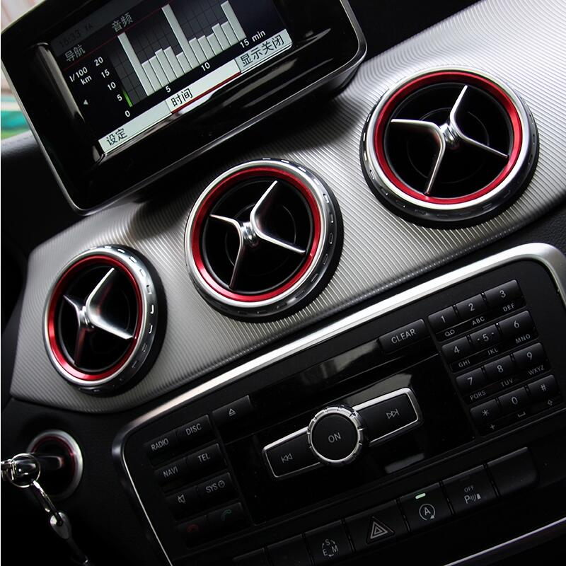Buy free shipping 5pcs set air for Mercedes benz accessories online store