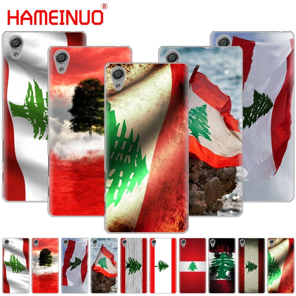 Cellphones & Telecommunications Precise Hameinuo Lebanon Flag Cover Phone Case For Sony Xperia C6 Xa1 Xa2 Xa Ultra X Xp L1 L2 X Xz1 Compact Xr/xz Premium