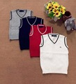 Sale!! Spring autumn Design baby cardigan boys girls V-neck sweater vest kids waistcoat vest baby sweaters  for 1-3T