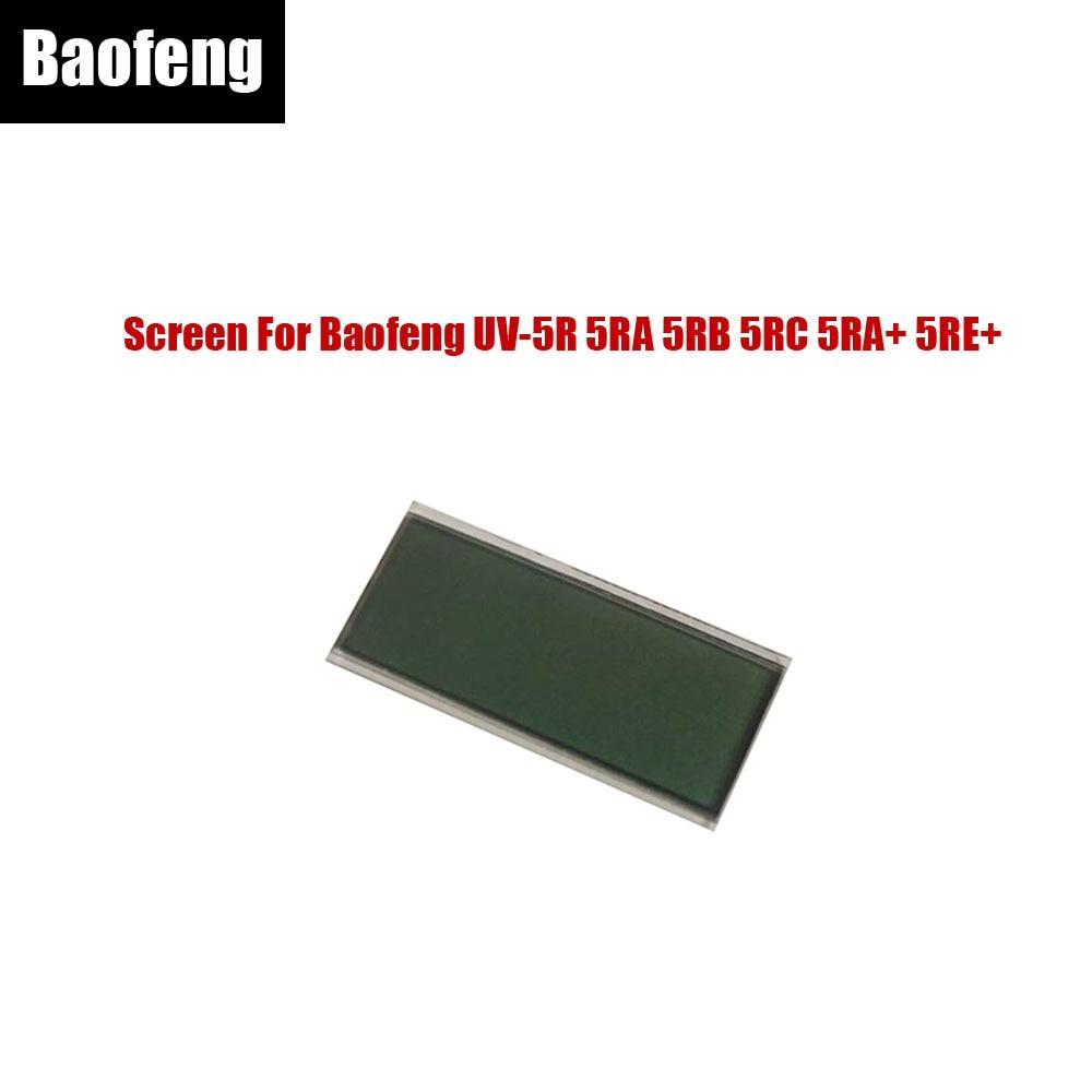 Original BAOFENG UV-5R LCD Display Screen For BAOFENG UV-5R UV-5RA UV-5RC UV-5RE Series Two Way Radios Walkie Talkie