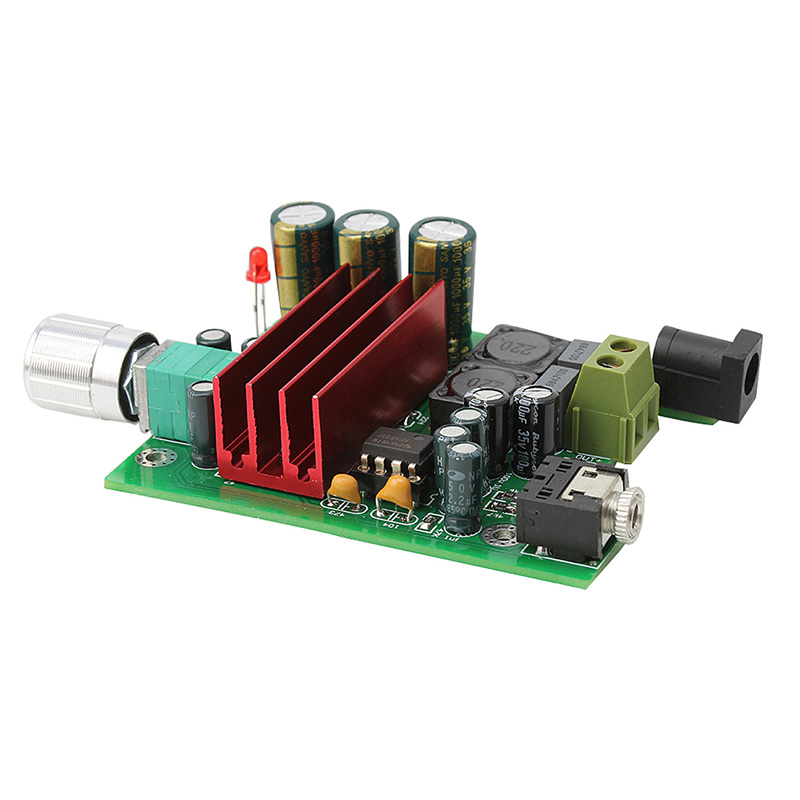 TPA3116D2 font b Subwoofer b font Digital Power font b Amplifier b font 100W AMP Board