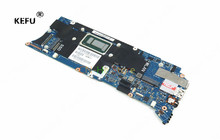 KEFU FOR DELL XPS 13 9350 Laptop motherboard H67KH i7-6560U CPU 16GB RAM LA-C881P 0H67KH CN-0H67KH(China)