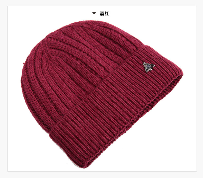 DG1887-Iron standard wool and cashmere wool hat (24)