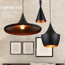 Винтажные шкив подвесные светильники Лофт стиль свет кухня-столовая Lampara светильники Nordic Ретро Свет паук подвеска лампа
