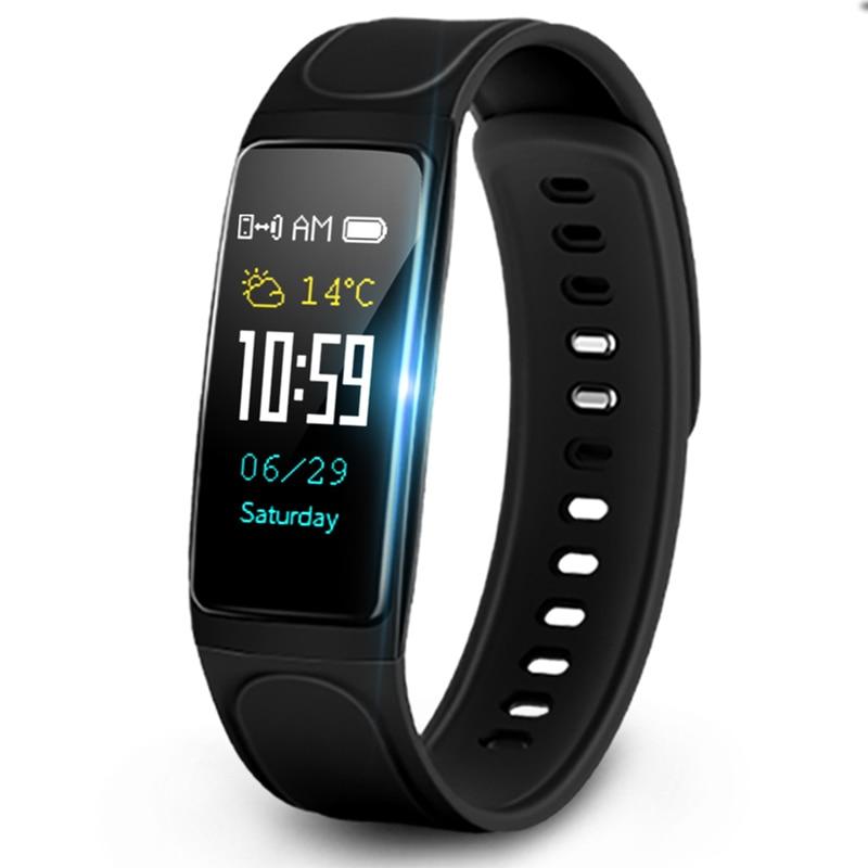 Smart Watch Sports wristband Fitness Tracker Heart Rate Monitor Activity Tracker Blood pressure Bluetooth Smart Wear Bracelet id107 plus hr gps smart bracelet heart rate monitor pedometer smartband bluetooth fitness activity sports tracker wristband