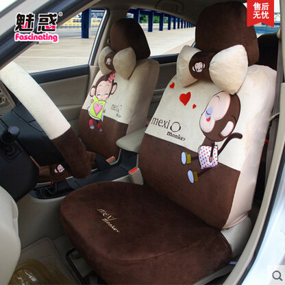 Fashion Design Universal Size Car Seat Covers High Quality Brand