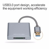 NEW High Quality High Speed 5Gbps USB3 0 Port Design XQD Card Reader XQD 2 0