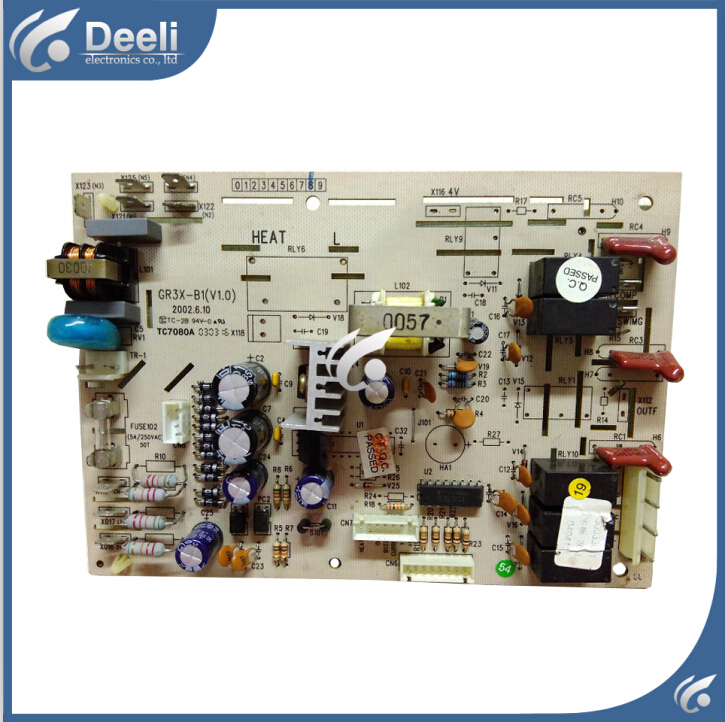 95% new good working for air conditioner series circuit board control board motherboard 3b51 30033051 computer board good working 95% new original used for daikin inverter air conditioner power filter board vrv3 rhxyq16py1 fn354 h 1 board