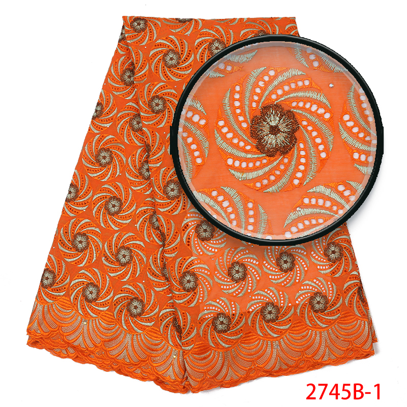 High Quality Swiss Voile Lace In Switzerland,Nigerian French Lace Fabric 2019,100% Cotton Swiss Voile Laces For Women KS2745B-1