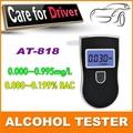 F2015 Breath Tester Analyzer Pocket Digital Alcohol Breathalyzer Detector Test Testing& blue backlight & Mouthpieces