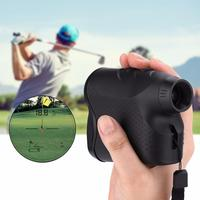 Mounchain Golf Trainer 600/900m Monocular Telescope Range Finder Distance Speed Meter Hunting Golf Distance Tool