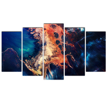5 Panel Painting Print Canvas Art Northwest Australia Modular Pictures Large Wall Pictures for Living RoomFree Shipping Abooly