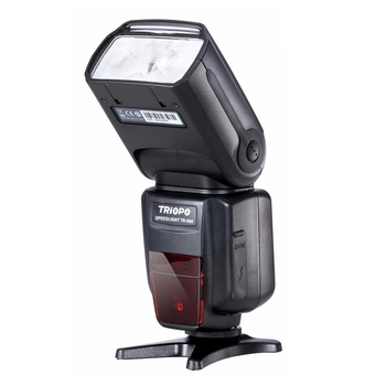 TRIOPO TR-988 Professional Speedlite TTL Camera Flash High Speed Sync for Canon Nikon Digital SLR Cameras Flash Light