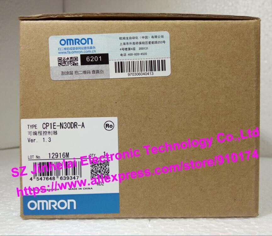 New and original CP1E-N30DR-A OMRON PLC controller cp1e na20dr a new and original omron plc controller plc module