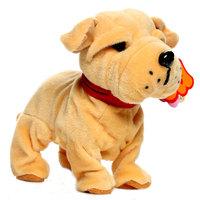 Electronic Pets Creative Smart Robot Dogs Intelligence Christmas Gift Stuffed Animal Walking Bark Stand Walk Children