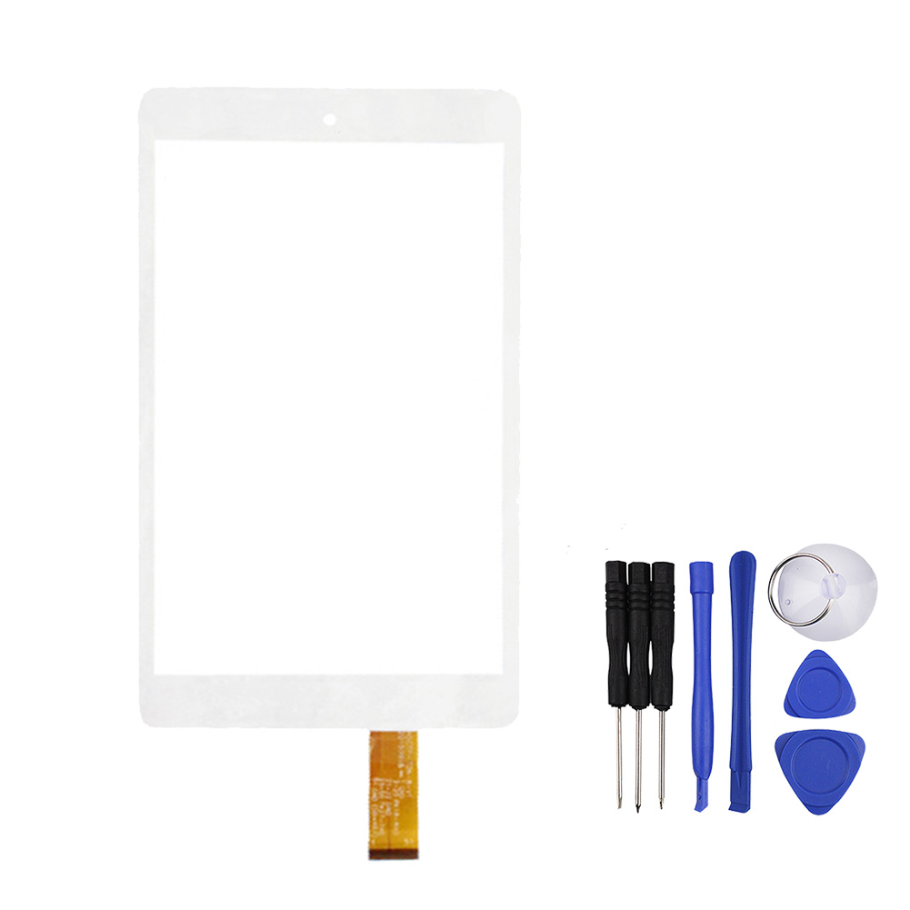 New for Chuwi hi8 Pro 8inch Touch Screen Glass Panel Digitizer Sensor Replacement Free Shiping
