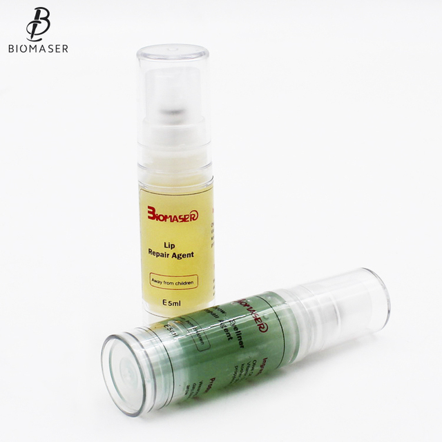 Biomaser 5ML Permanent Makeup Eyebrow Repair Agent Tattoo Aftercare ...