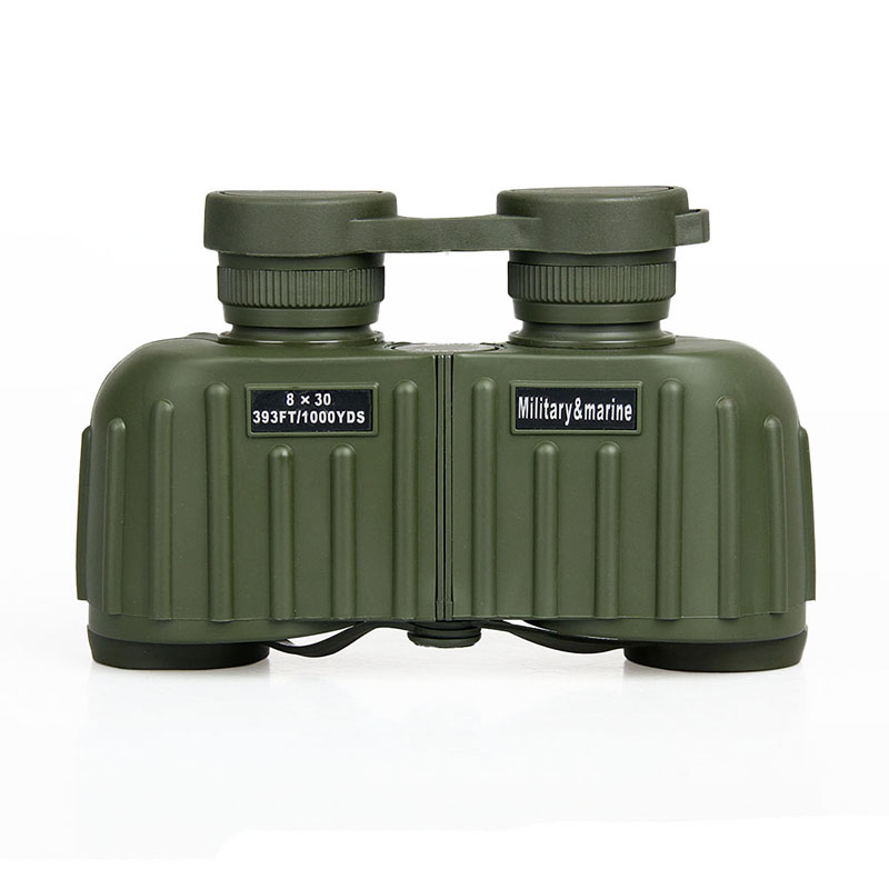 Military 8x30 Binocular Mid size Binoculars Waterproof Series for Outdoor Sport CL3-0079 nikula 8x30 binocular