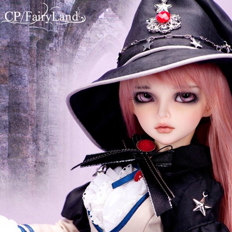 Fairyland minifee mirwen 1/4 bjd sd bonecas modelo meninas meninos olhos de alta qualidade brinquedos loja resina figuras fl luodoll