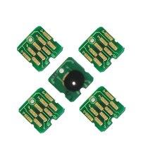 T7411-t7414 chip do cartucho para epson f7000 f6000 claro cor auto microplaqueta da restauração para a certeza da cor
